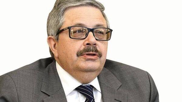 Посол РФ в Анкаре Алексей Ерхов
