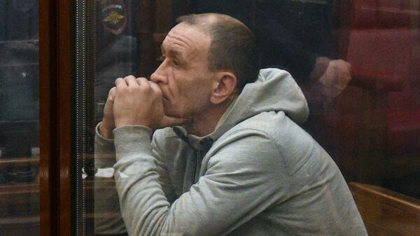 Командир пожарного звена Сергей Генин в Кемеровском областном суде