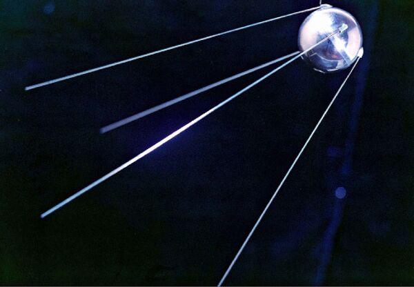 Искусственный спутник Земли. Архив