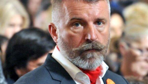 Экс-почетный консул РФ в Черногории Боро Джукич. Архивное фото