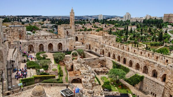В Иерусалиме. Архивное фото