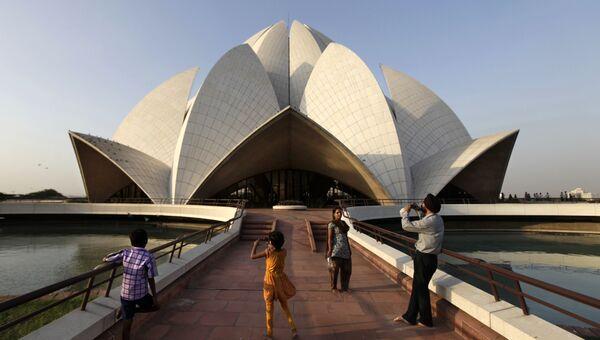Храм лотоса в Дели. Архивное фото