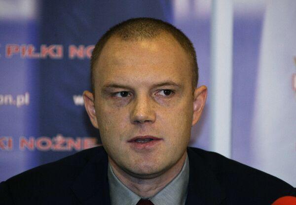 Временный управляющий ФФП Роберт Завлоцки