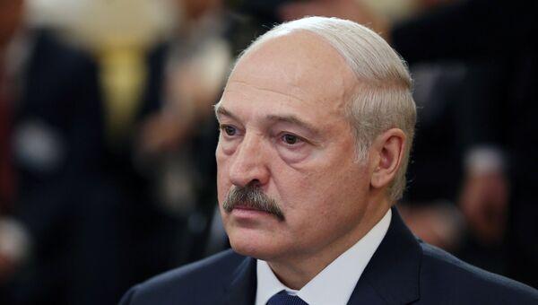 Президент Республики Белоруссии Александр Лукашенко. Архивное фото