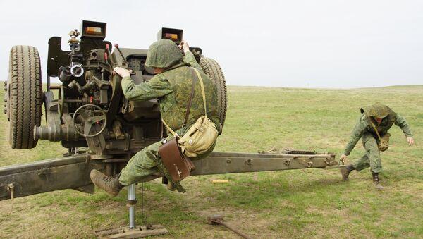 Народная милиция ЛНР. Архивное фото