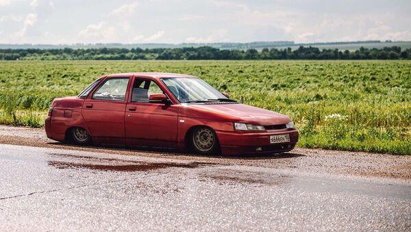 В прошлом автомобиль Артура Мухаметшина