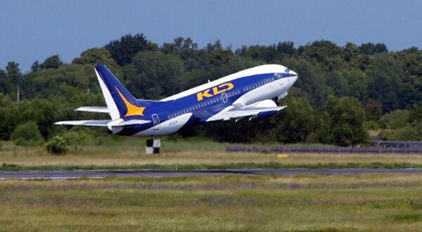 Боинг 737-300 авиакомпании «КД авиа»
