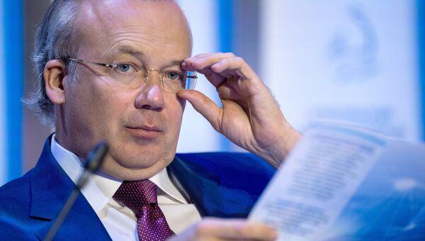 Председатель правления фонда ЯМЭФ Андрей Назаров на Ялтинском международном экономическом форуме в Крыму