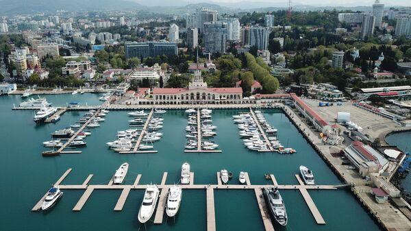 Сочинский морской торговый порт