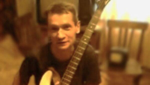 Музыкант, бас-гитарист группы Сектор газа Сергей Тупикин. Архивное фото