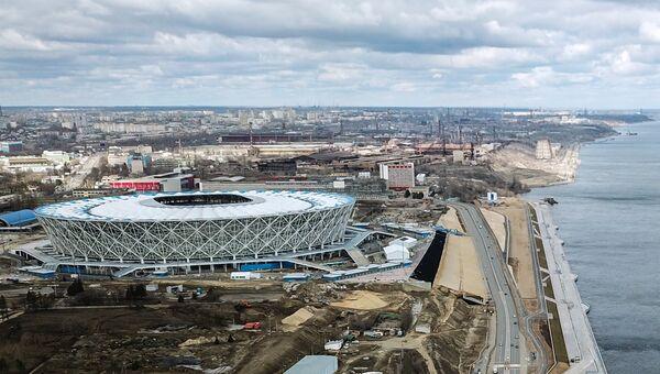 Cтадион Волгоград Арена