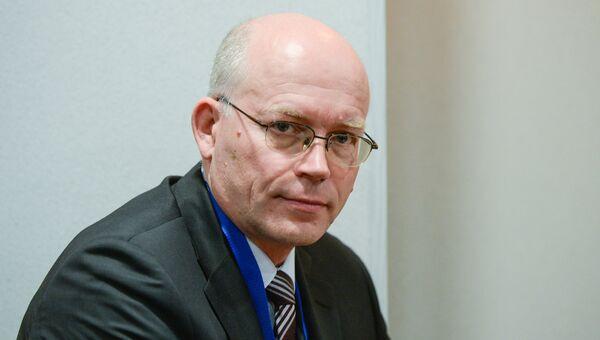 Торговый представитель РФ в Великобритании Борис Абрамов. Архивное фото