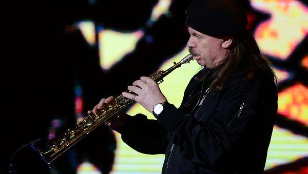 Музыкант Владимир Пресняков-старший. Архивное фото