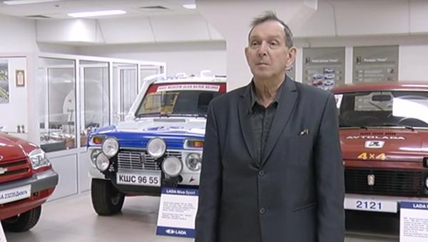Создатель Chevrolet Niva Валерий Доманский
