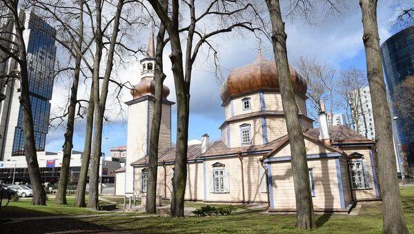 Храм Рождества Пресвятой Богородицы (Казанская церковь) в Таллине