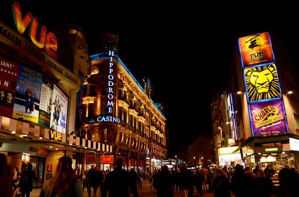 Лестер-сквер, Лондон
