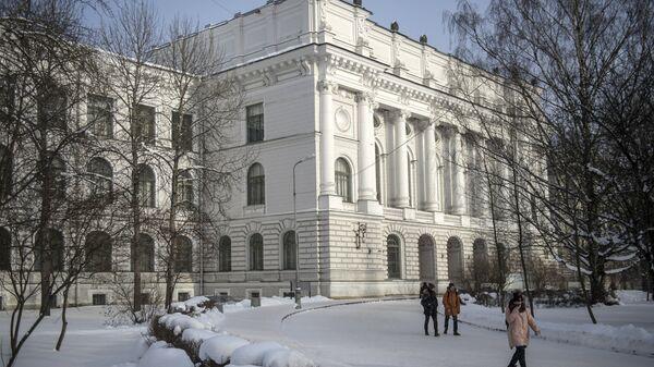 Здание Санкт-Петербургского политехнического университета Петра Великого (СПбПУ)