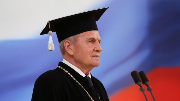 Председатель Конституционного суда РФ Валерий Зорькин на церемонии инаугурации избранного президента РФ Владимира Путина