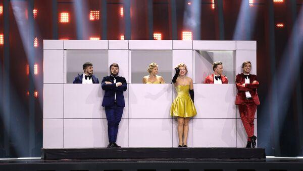 Группа DoReDos. Евровидение. 12 мая 2018 года