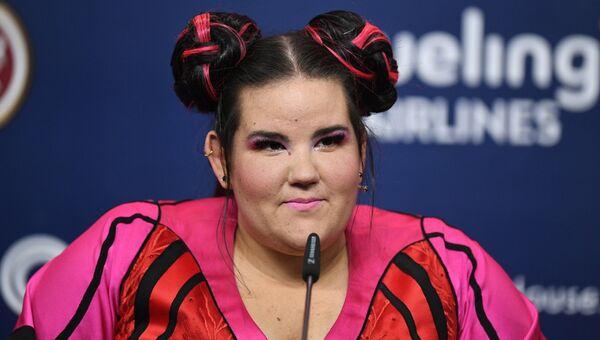 Победительница Евровидения-2018 Нетта. Архивное фото