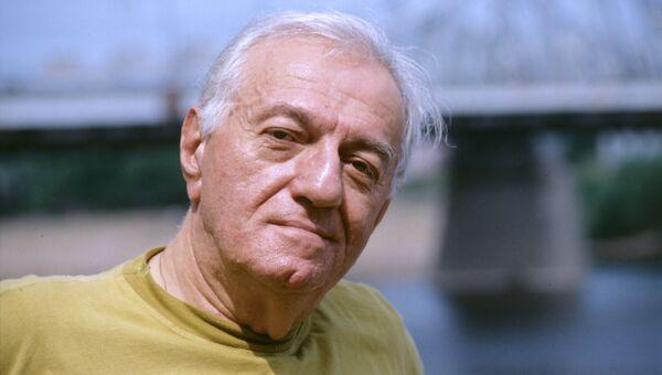 Народный артист Грузии Баадур Сократович Цуладзе. Архивное фото