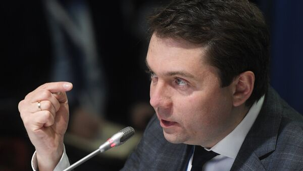 Заместитель министра строительства и жилищно-коммунального хозяйства Российской Федерации Андрей Чибис