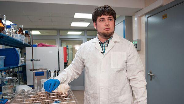 Заведующий лабораторией Биомедицинские наноматериалы НИТУ МИСиС Максим Абакумов