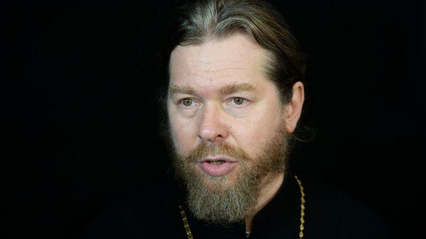 Епископ Тихон Шевкунов