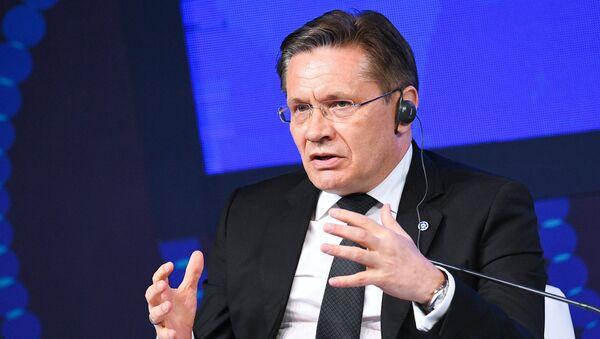 Генеральный директор Госкорпорации «Росатом» Алексей Лихачев. Архивное фото