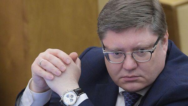 Член комитета Государственной Думы по бюджету и налогам Андрей Исаев