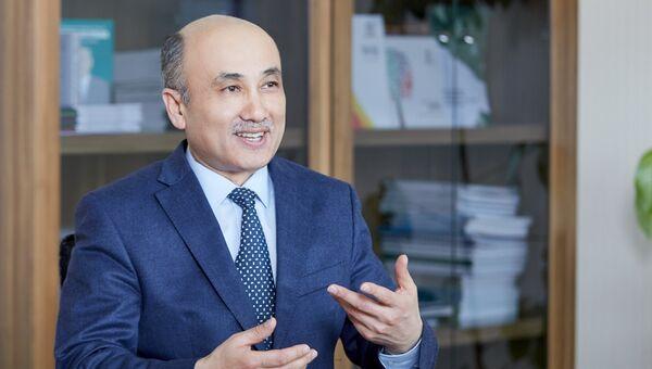 Управляющий директор по трансформации, приватизации и реструктуризации Фонда национального благосостояния (ФНБ) Казахстана Самрук-Казына Нурлан Рахметов