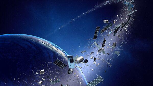 Самарские ученые разработали уникального орбитального уборщика