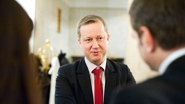 Генеральный директор Франко-российской торгово-промышленной палаты Павел Шинский