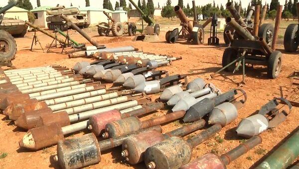 Боеприпасы, наемники и методы разведки, или Иностранный след в сирийском Хомсе