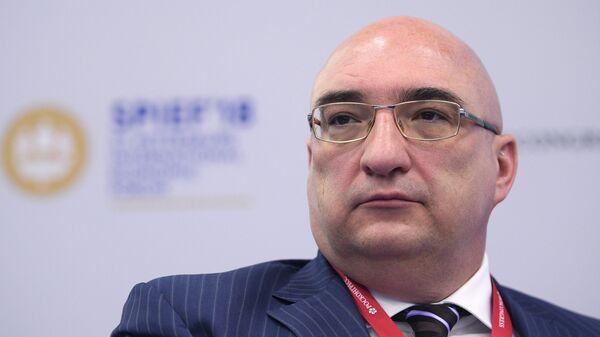 Андрей Варичев на Петербургском международном экономическом форуме