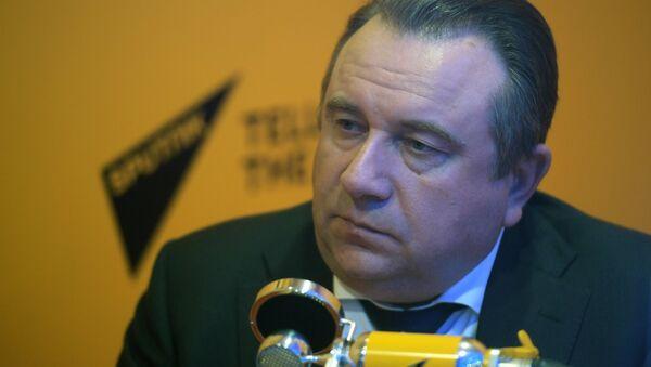 Президент АО Объединенная судостроительная корпорация Алексей Рахманов. Архивное фото