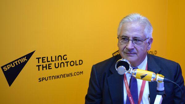 Президент Американской торговой палаты в России (AmCham) Алексис Родзянко