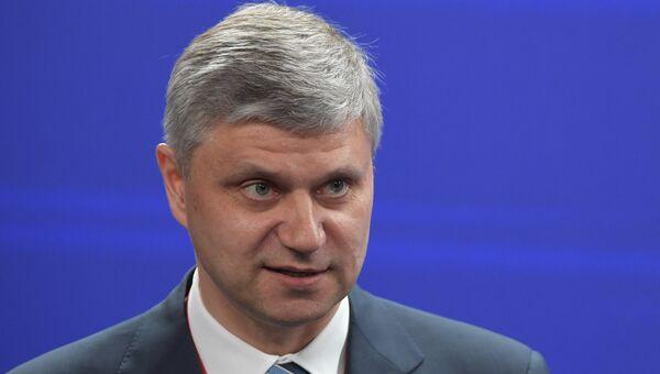 Председатель правления ОАО РЖД Олег Белозеров. Архивное фото