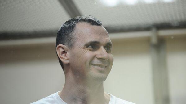 Режиссер Олег Сенцов
