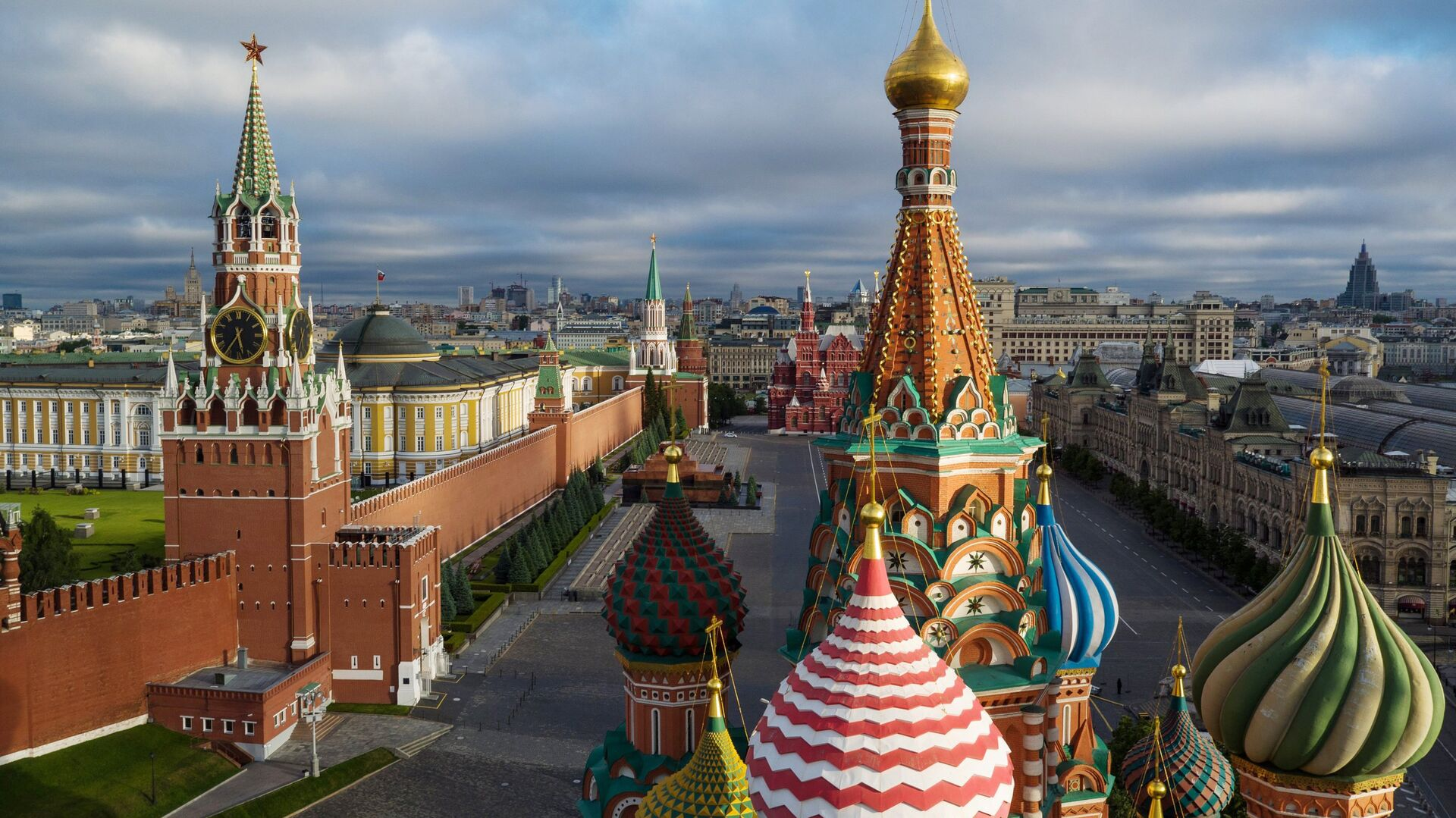 Москва - РИА Новости, 1920, 02.08.2021