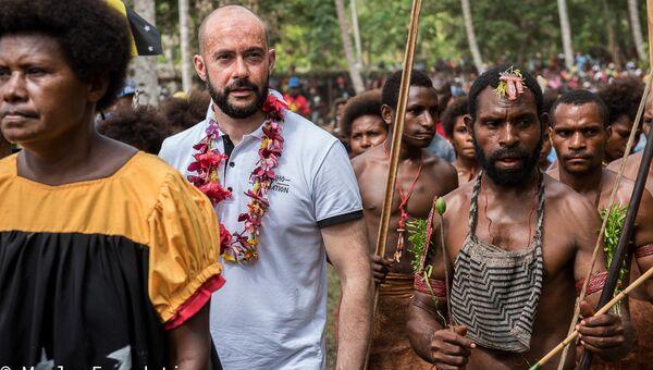 Папуа-Новая Гвинея, Берег Маклая. Архивное фото