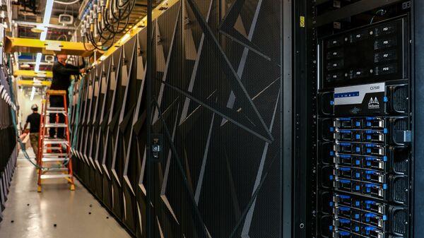 Суперкомпьютер Summit. Архивное фото