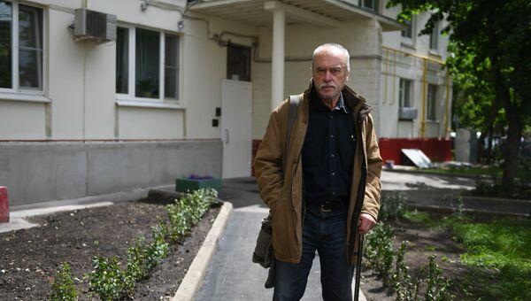 Член совета собственников дома 28 на 1-м Щипковском переулке Вадим Васильевич Иванов