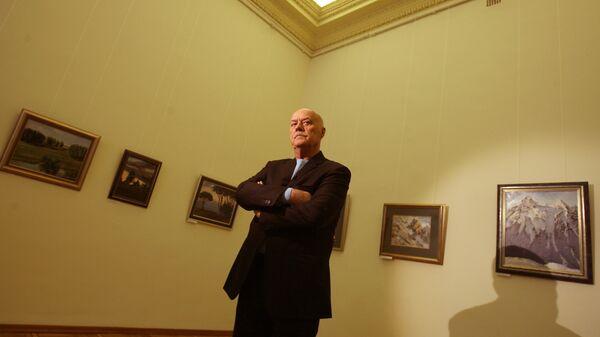 Выставка живописи режиссера Станислава Говорухина Увлечение открылась в Российской Академии художеств