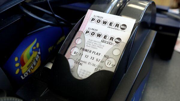 Билеты лотереи Powerball. Июнь 2018