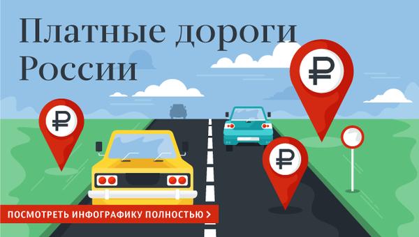 Платные дороги России