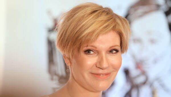 Актриса Анна Ардова. Архивное фото