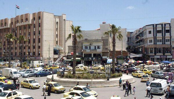 Город Эс-Сувейда, Сирия. Архивное фото