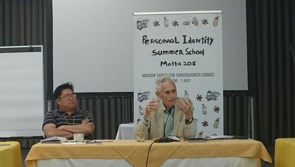 Профессор Оксфорда Ричард Суинберн - лектор летней международной философской школы Московского центра исследования сознания
