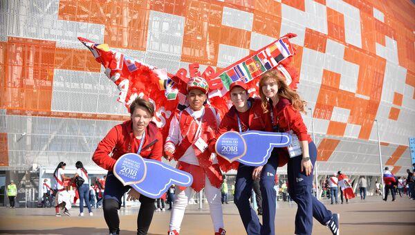 Добро пожаловать в Мордовию: будни волонтеров ЧМ-2018 в Саранске